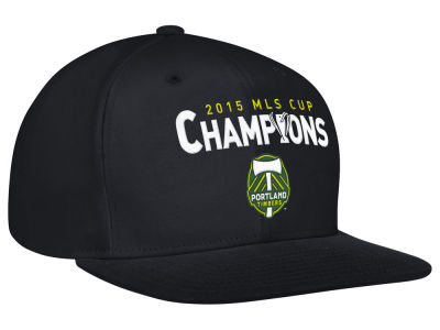Portland Timbers adidas MLS 2015 Cup Champ Snapback Cap