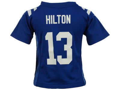Indianapolis Colts T.Y. Hilton Nike NFL Infant Game Jersey