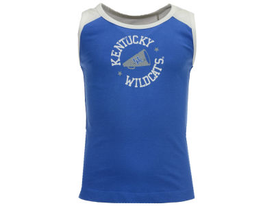 Kentucky Wildcats Garb NCAA Youth Girls Kelsey Tank