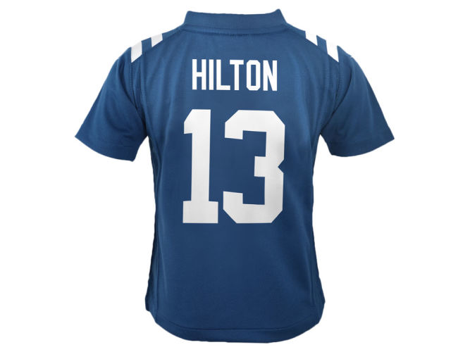 8ae01a06b1f T.Y. Hilton Indianapolis Colts Nike NFL Kids Game Jersey - T.Y. ...