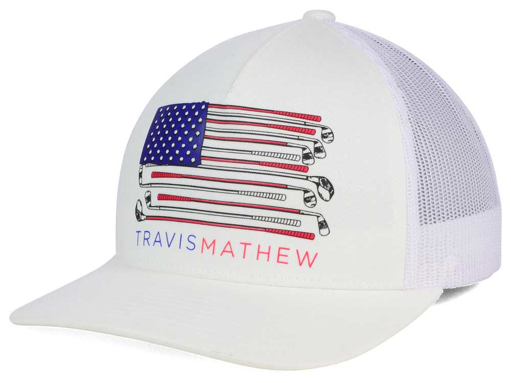 73e9372a090 Travis Mathew Hats