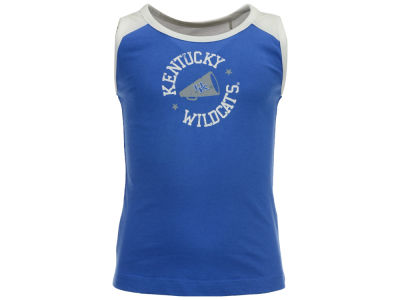 Kentucky Wildcats NCAA Toddler Girls Kelsey Tank