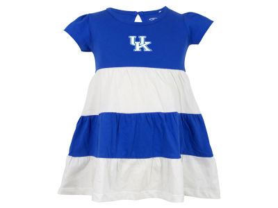 Kentucky Wildcats NCAA Toddler Girls Becca Striped Dress