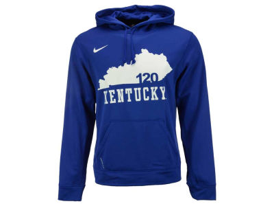 Kentucky Wildcats Nike NCAA Men's Start of Season Basketball Performance Hoodie