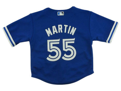 Toronto Blue Jays Russell Martin MLB Infant Player Replica Cool Base Jersey