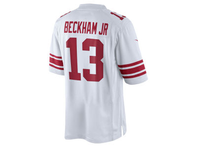 New York Giants Odell Beckham Jr. Nike NFL Men's Limited Jersey