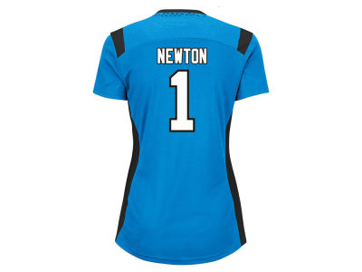 Carolina Panthers Majestic NFL Women's Draft Him T-Shirt