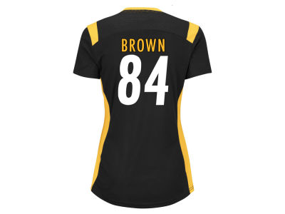 Pittsburgh Steelers Majestic NFL Women's Draft Him T-Shirt