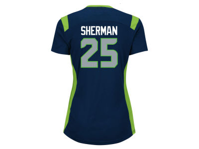 Seattle Seahawks Majestic NFL Women's Draft Him T-Shirt