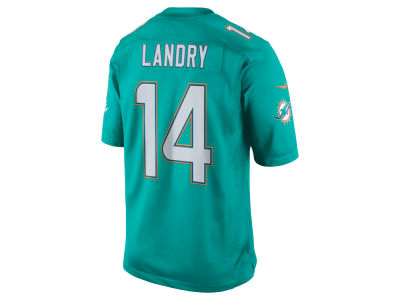 Miami Dolphins Jarvis Landry Nike NFL Men's Limited Jersey