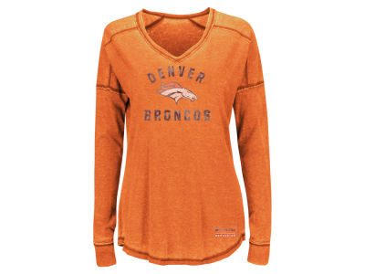 Denver Broncos NFL Women's Victory Play Long Sleeve T-Shirt
