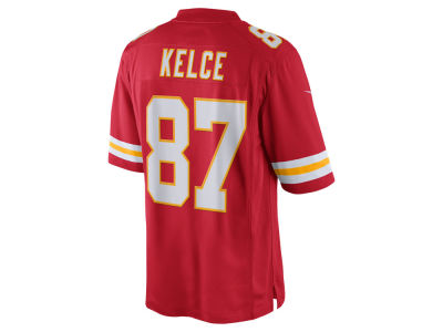 Kansas City Chiefs Travis Kelce Nike NFL Men's Limited Jersey
