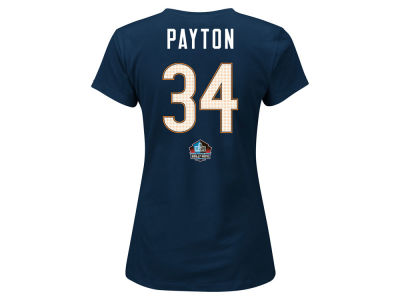 Chicago Bears Majestic NFL Women's Hall of Fame Payer T-Shirt