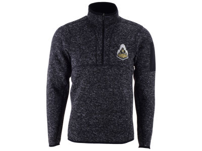Purdue Boilermakers Antigua NCAA Men's Fortune Quarter Zip Pullover