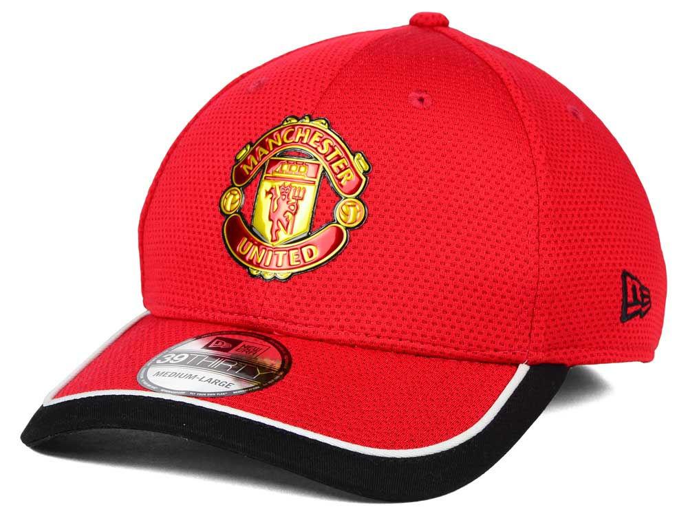 Manchester United New Era English Premier League 39THIRTY Cap  d2fc998e2939