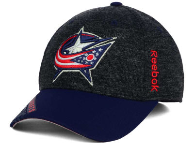 Columbus Blue Jackets Reebok NHL 2015-2016 Playoff Hat