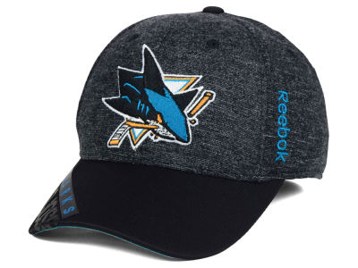 San Jose Sharks Reebok NHL 2015-2016 Playoff Hat