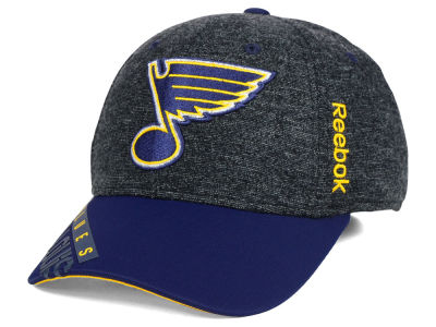 St. Louis Blues Reebok NHL 2015-2016 Playoff Hat