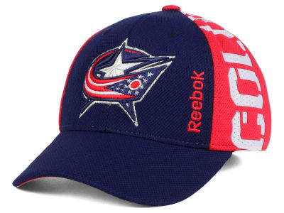 Columbus Blue Jackets Reebok 2016 NHL Draft Flex Cap