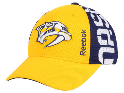 Nashville Predators Reebok 2016 NHL Draft Flex Cap