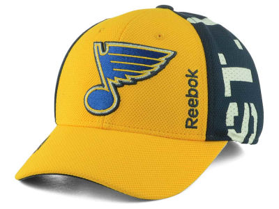 St. Louis Blues Reebok 2016 NHL Draft Flex Cap