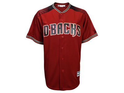 Arizona Diamondbacks Majestic MLB Men's Blank Replica Cool Base Jersey