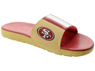 San Francisco 49ers Nike NFL Men's Benassi Solarsoft Slide Sandals