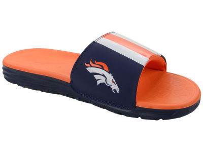 Denver Broncos Nike NFL Men's Benassi Solarsoft Slide Sandals