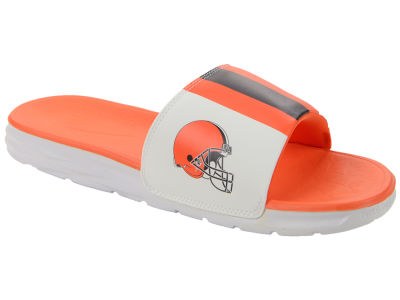 Cleveland Browns Nike Men's Benassi Solarsoft Slide Sandals