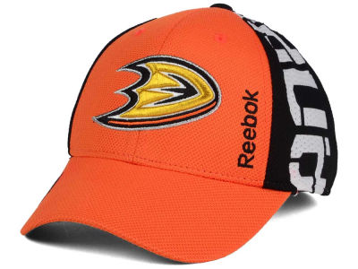 Anaheim Ducks Reebok 2016 NHL Draft Flex Cap