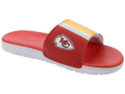 Kansas City Chiefs Nike NFL Men's Benassi Solarsoft Slide Sandals