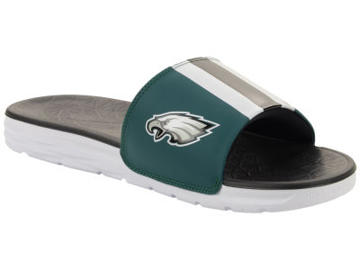 Philadelphia Eagles Nike NFL Men's Benassi Solarsoft Slide Sandals