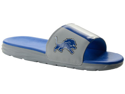 Detroit Lions Nike NFL Men's Benassi Solarsoft Slide Sandals