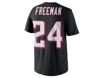 Atlanta Falcons Devonta Freeman Nike NFL Men's Pride Name and Number T-Shirt