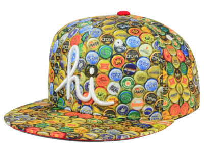 In4mation Bust Caps Snapback Hat