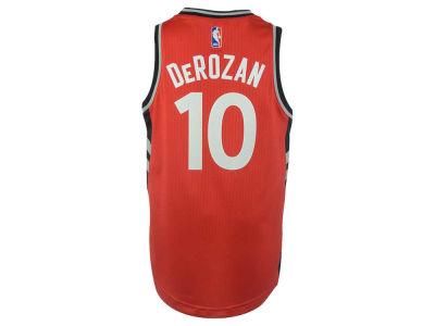 Toronto Raptors DeMar DeRozan adidas NBA Youth Swingman Jersey