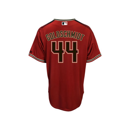 Arizona Diamondbacks Paul Goldschmidt Majestic MLB Men's Player Replica Cool Base Jersey