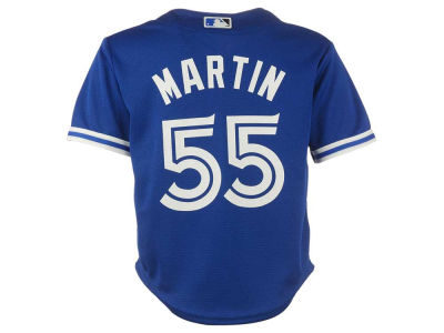 Toronto Blue Jays Russell Martin MLB Kids Player Cool Base Replica Jersey