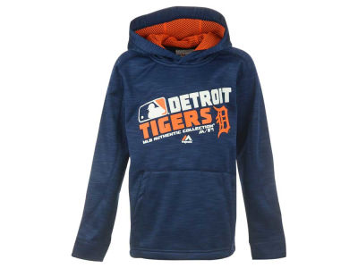 Detroit Tigers MLB CN Youth On Field Hoodie