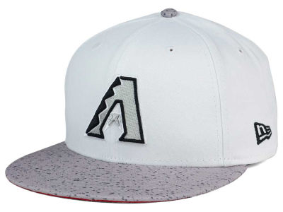 Arizona Diamondbacks New Era MLB Cement Hook 9FIFTY Snapback Cap