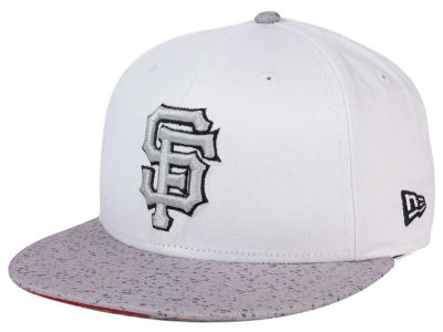 San Francisco Giants New Era MLB Cement Hook 9FIFTY Snapback Cap