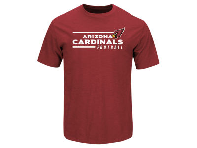 Arizona Cardinals NFL Men's Line of Scrimmage T-Shirt