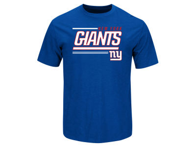 New York Giants NFL Men's Line of Scrimmage T-Shirt