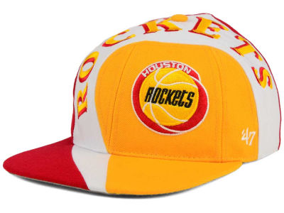 Houston Rockets '47 NBA HWC Circuit '47 CAPTAIN Snapback Cap