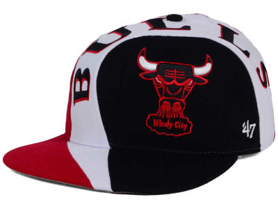 Chicago Bulls '47 NBA HWC Circuit '47 CAPTAIN Snapback Cap