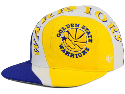 Golden State Warriors '47 NBA HWC Circuit '47 CAPTAIN Snapback Cap