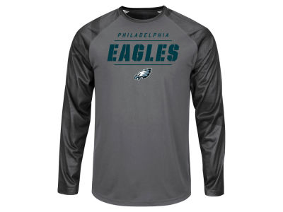 Philadelphia Eagles NFL Men's League Rival Long Sleeve T-Shirt
