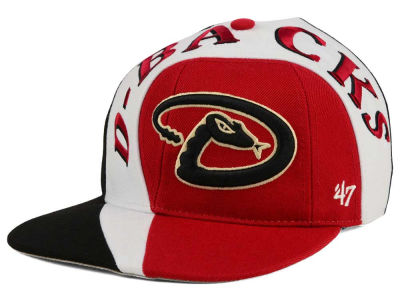 Arizona Diamondbacks '47 MLB '47 Circuit Snapback Cap