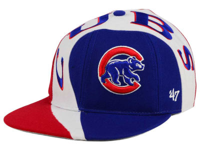 Chicago Cubs '47 MLB '47 Circuit Snapback Cap