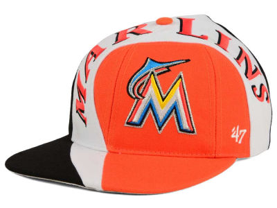 Miami Marlins '47 MLB '47 Circuit Snapback Cap